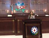 Ms. Kashmala Tariq attended an international conference at Baku, Azerbaijan